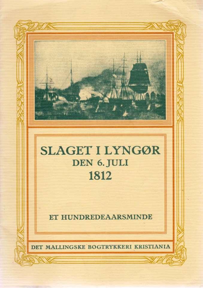 Slaget i Lyngør den 6. juli 1812
