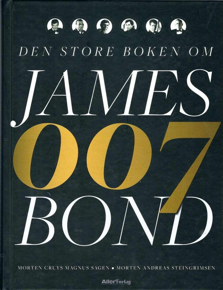 Den store boken om James Bond - 007