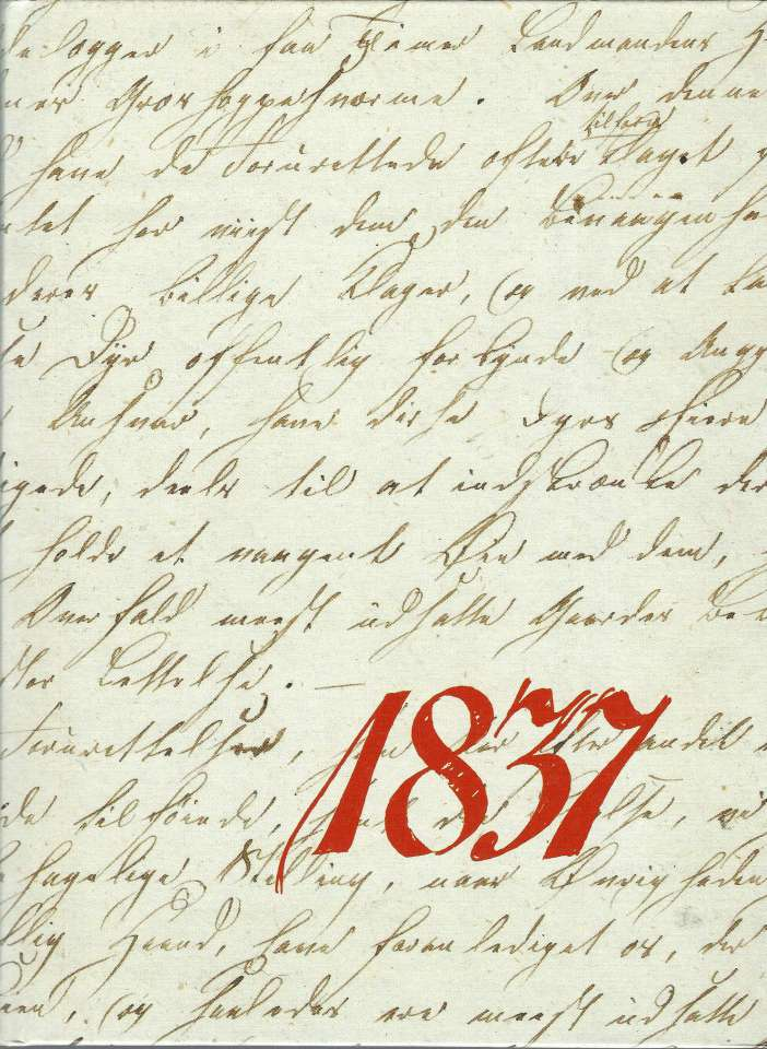 1837 - Spadestikk i Rogalandskvardagen