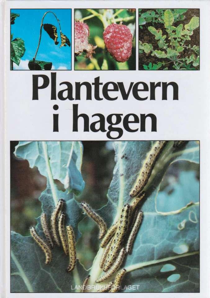 Plantevern i hagen