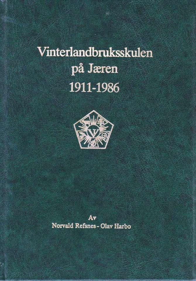 Vinterlandbruksskulen på Jæren 1911-1986