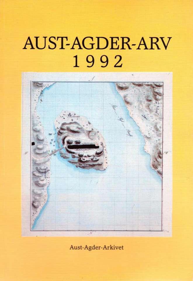 Aust-Agder Arv 1992