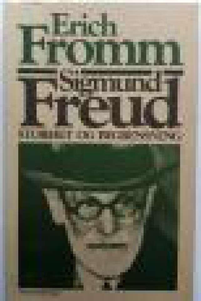 Sigmund Freud: Storhet og begrensning