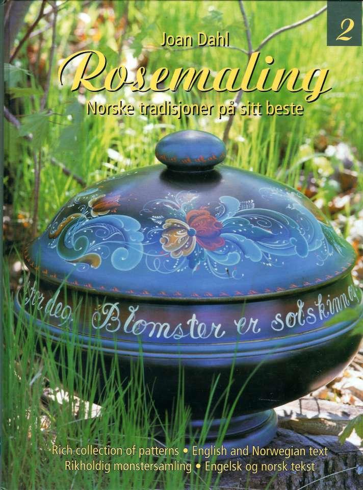 Rosemaling 2 - Norske tradisjoner på sitt beste