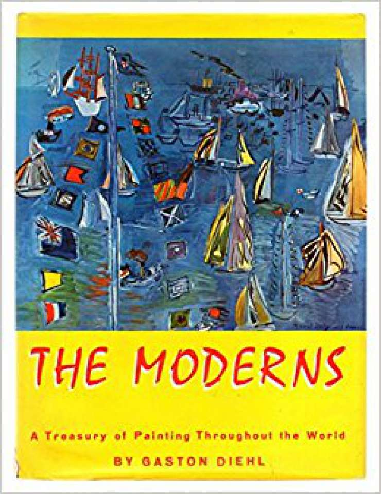 THE MODERNS A Treasury of Painting Throughout the World