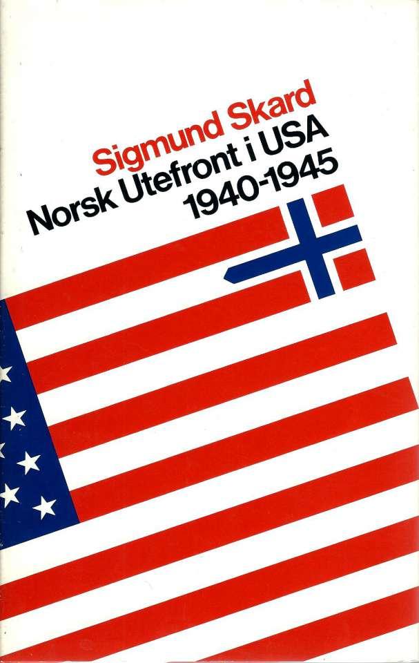 Norsk Utefront i USA 1940-1945