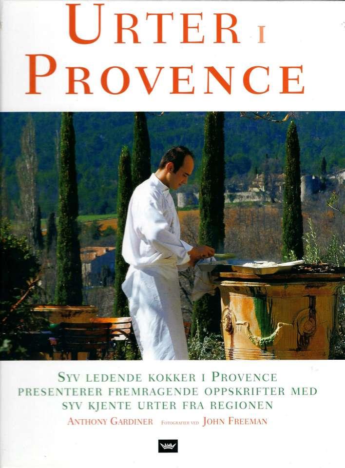 Urter i Provence