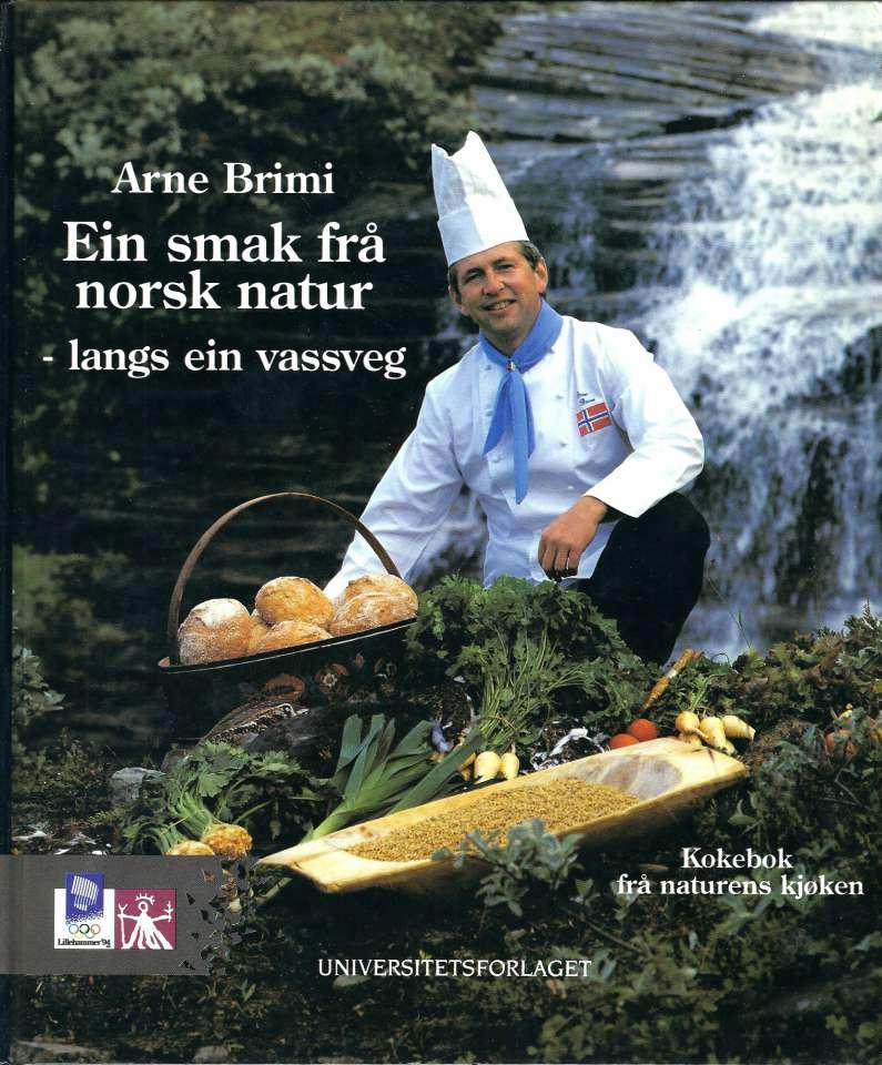 Ein smak frå norsk natur - langs ein vassveg