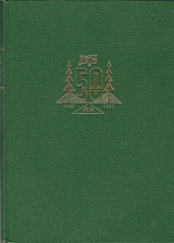 Drammensdistriktets Skogeierforening 1907 - 1957 - Skogsdrift og tømmerhandel i Drammensvassdraget gjennom tidene