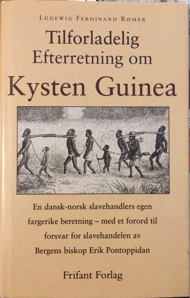 Tilforladelig Efterretning om Kysten Guinea