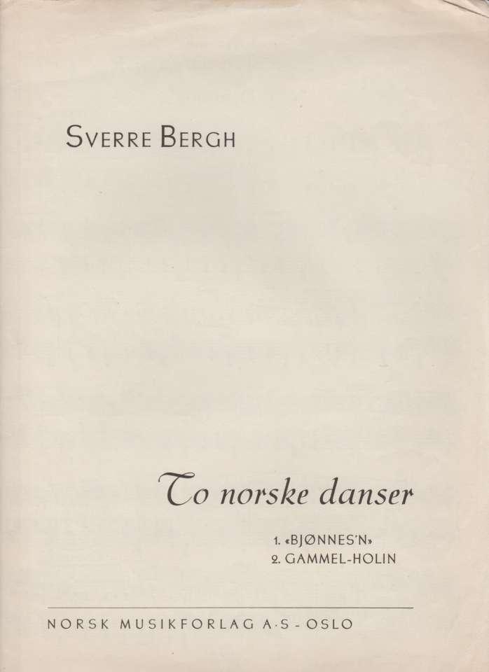 To norske danser