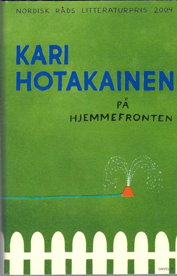 På hjemmefronten - Nordisk råds litteraturpris 2004