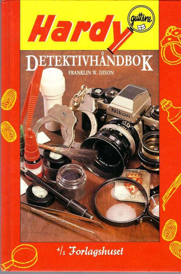 Hardyguttenes detektivhåndbok