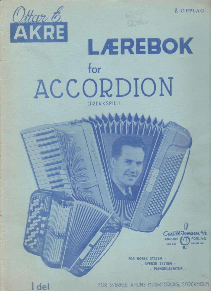 Lærebok for Accordion