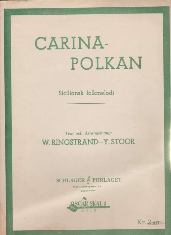 Carina-polkan
