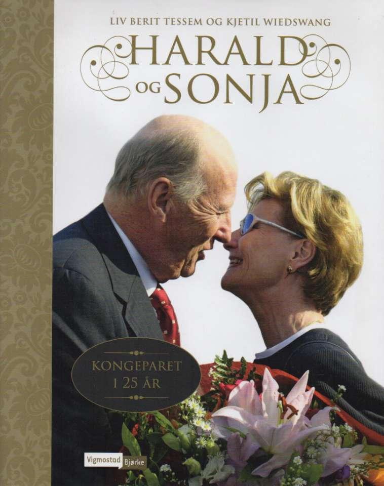 Harald og Sonja - kongeparet i 25 år