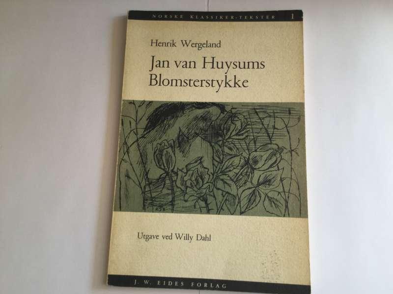 Jan van Huysums Blomsterstykker