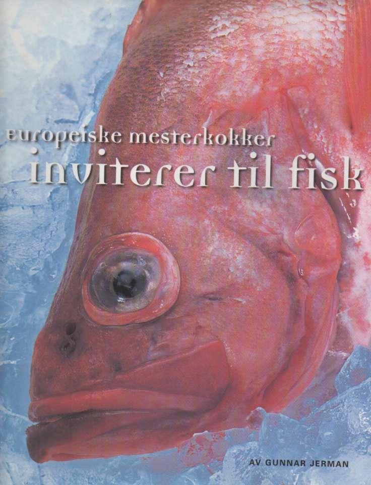 Europeiske mesterkokker inviterer til fisk