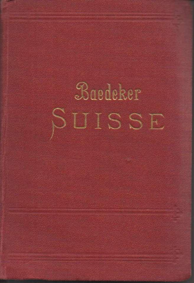 Suisse - Les parties limitrophes de la Savoie et de L'Italie