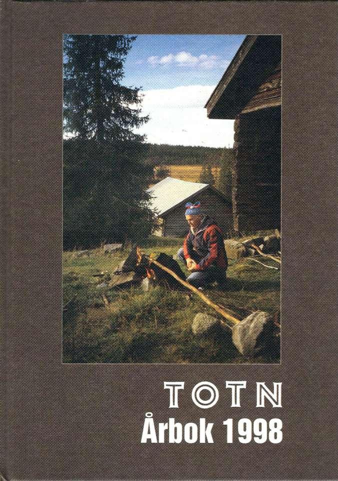 TOTN Årbok 1998 - Årbok for Toten økomuseum og historielag