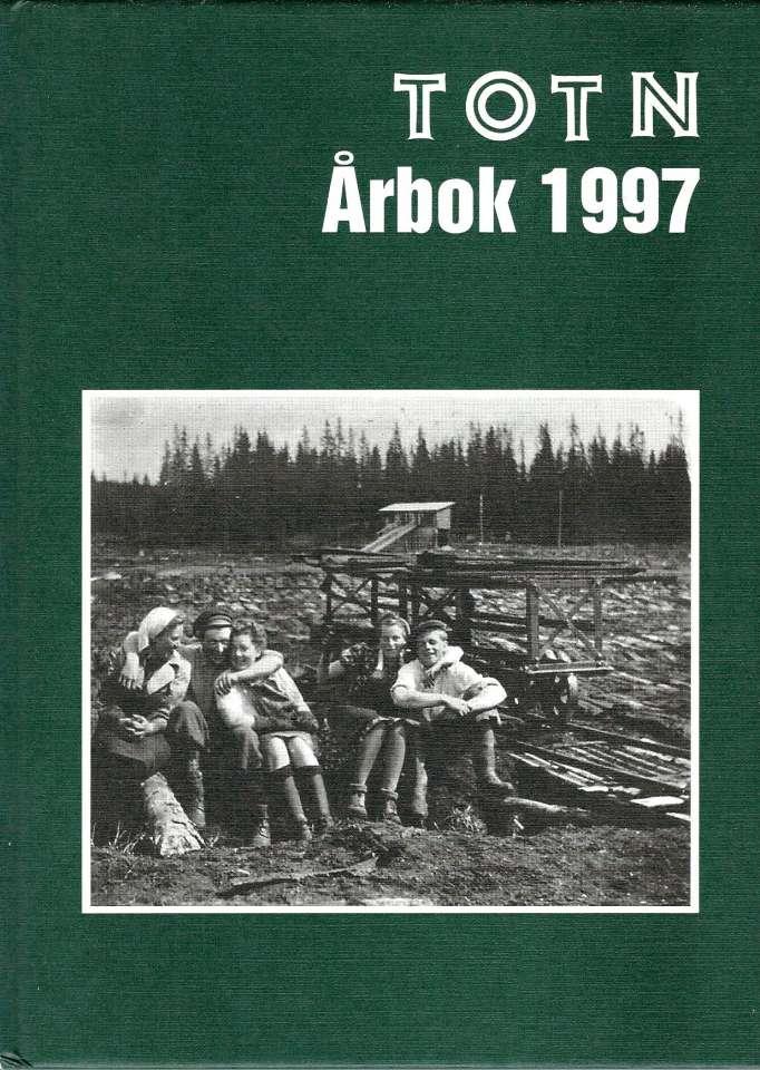 TOTN Årbok 1997 - Årbok for Toten økomuseum og historielag