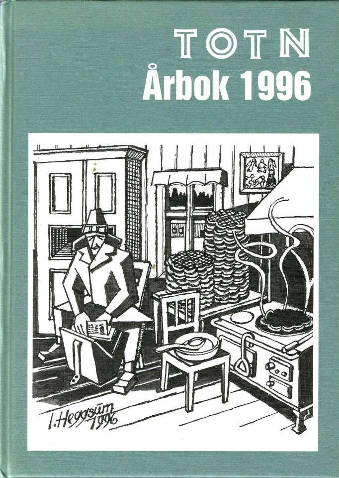 TOTN Årbok 1996 - Årbok for Toten økomuseum og historielag