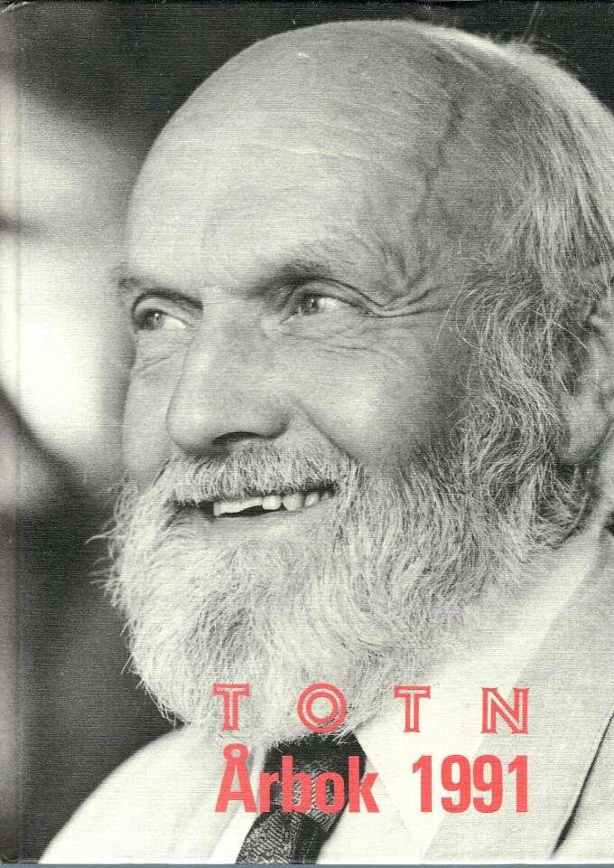 TOTN Årbok 1991 - Årbok for Toten økomuseum og historielag