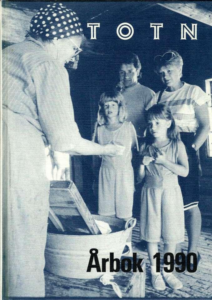 TOTN Årbok 1990 - Årbok for Toten økomuseum og historielag