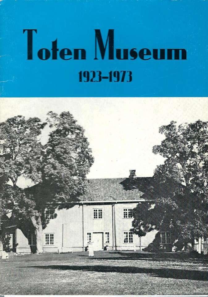 Toten museum 1923-1973