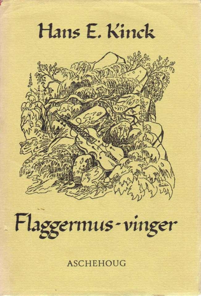 Flaggermus-vinger