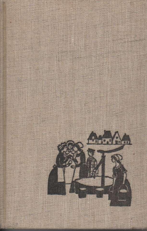 Den gamle by og den unge boktrykker