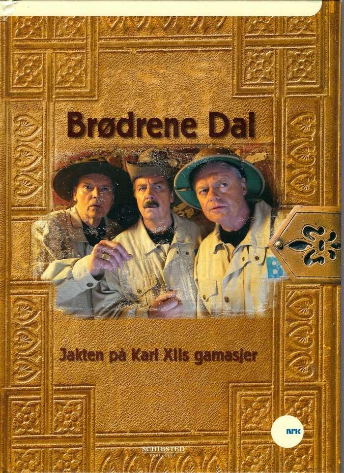 Brødrene Dal - Jakten på Karl XIIs gamasjer