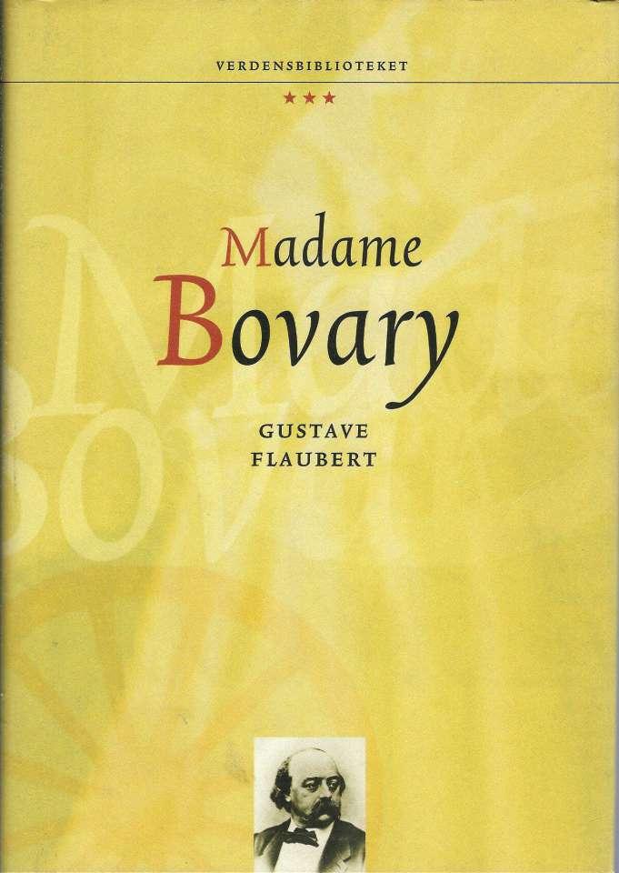 Madame Bovary - Fra livet i provinsen