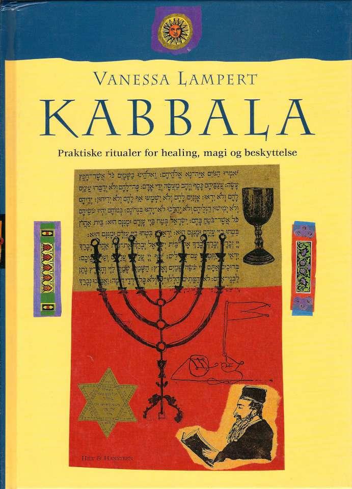 Kabbala - Praktiske ritualer for healing, magi og beskyttelse