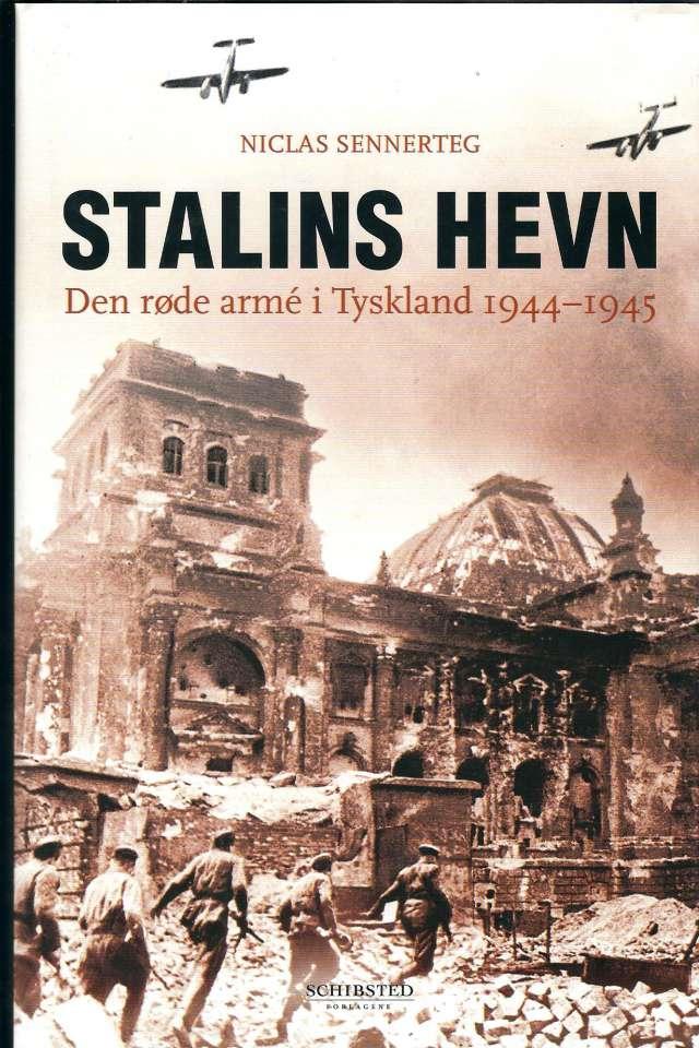 Stalins hevn - Den røde armé i Tyskland 1944-1945