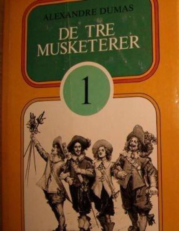 De tre musketerer 1 og 2