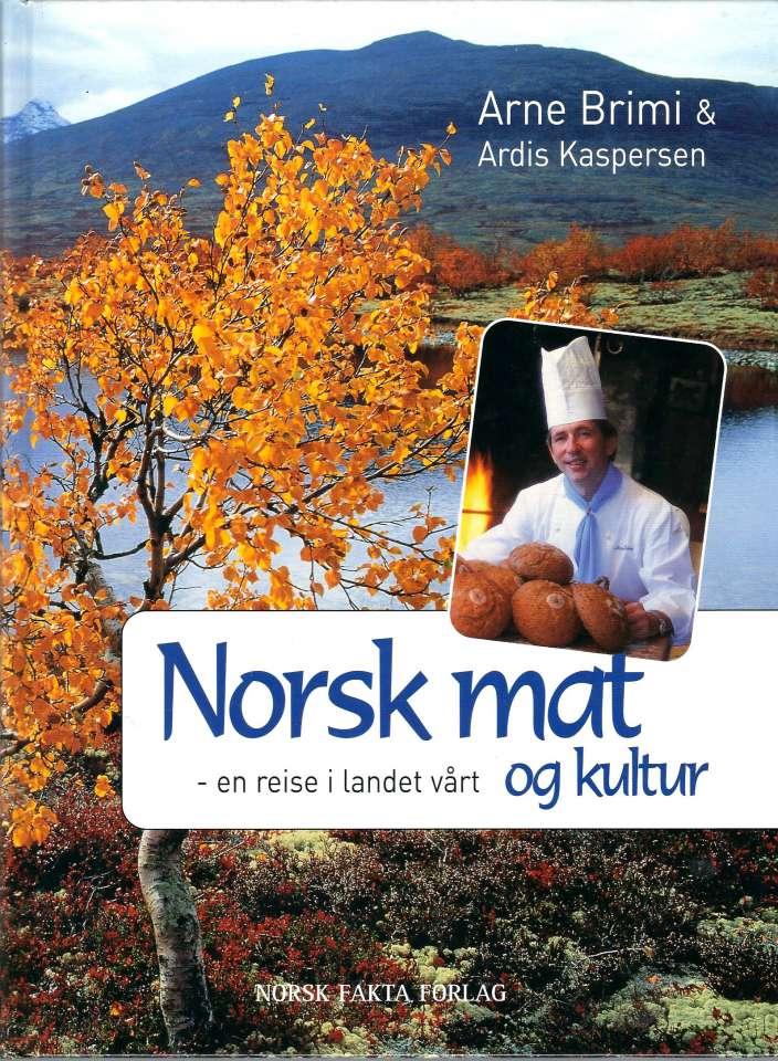Norsk mat og kultur - en reise i landet vårt