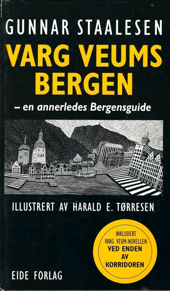 Varg Veums Bergen - En annerledes Bergensguide