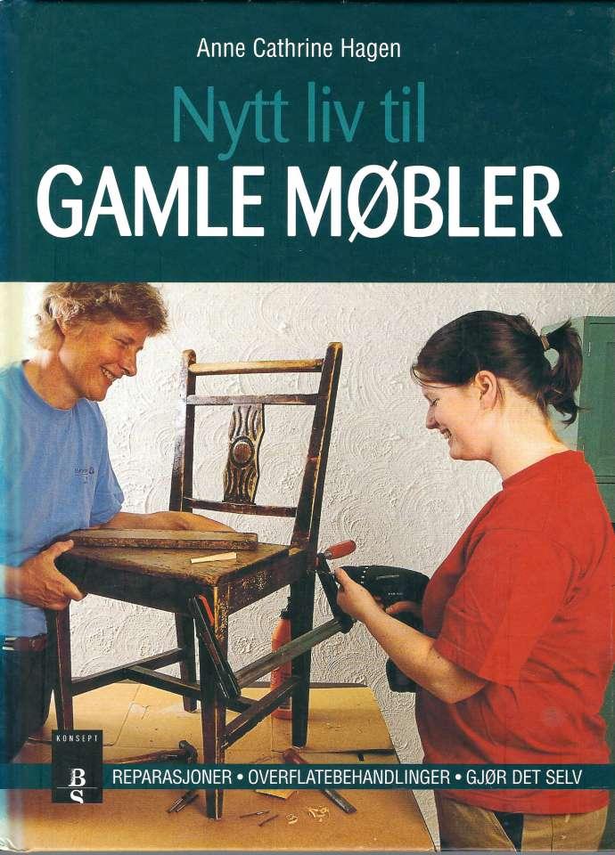 Nytt liv til gamle møbler - Reparasjon-Overflatebehandling-Gjør-det-selv