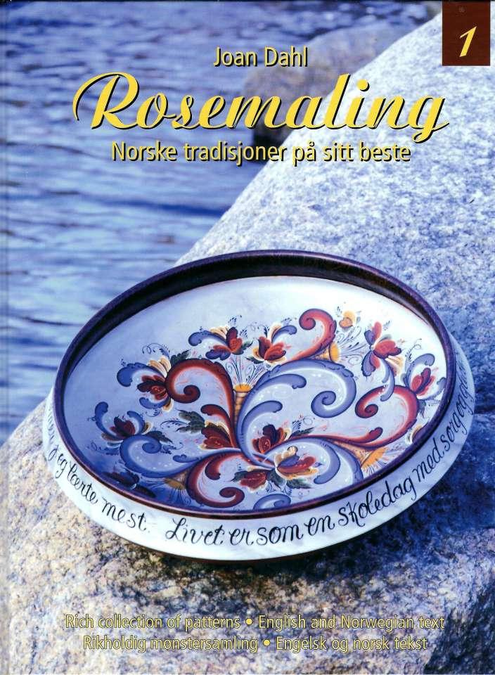 Rosemaling 1 - Norske tradisjoner på sitt beste