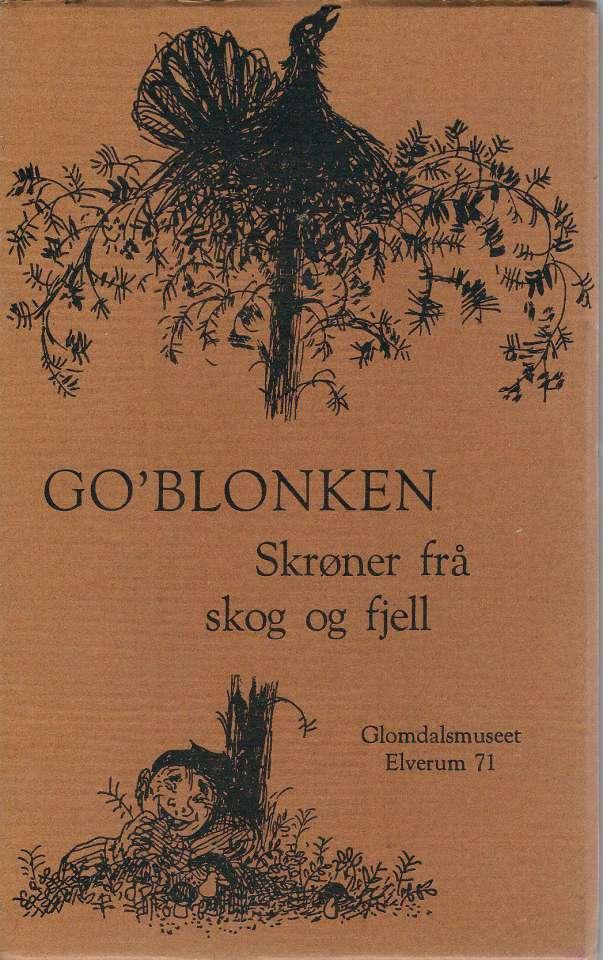 Go'Blonken - Skrøner frå skog og fjell