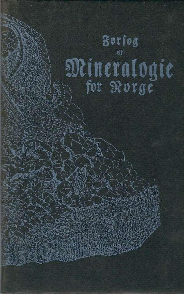 Forsøg i Mineralogie for Norge