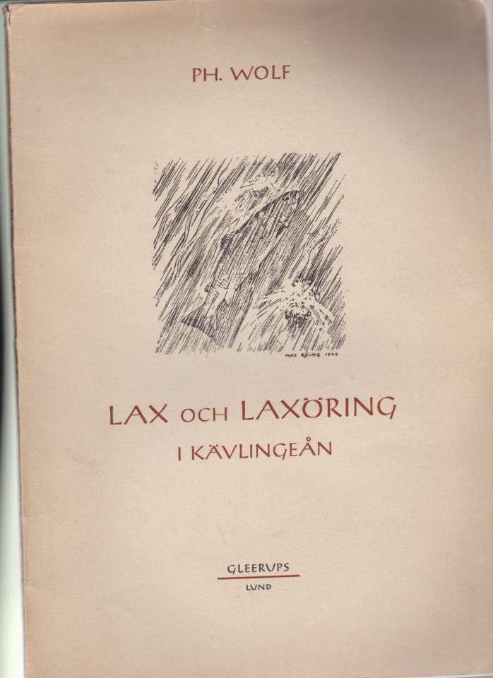 Lax och Laxöring i Kävlingeån