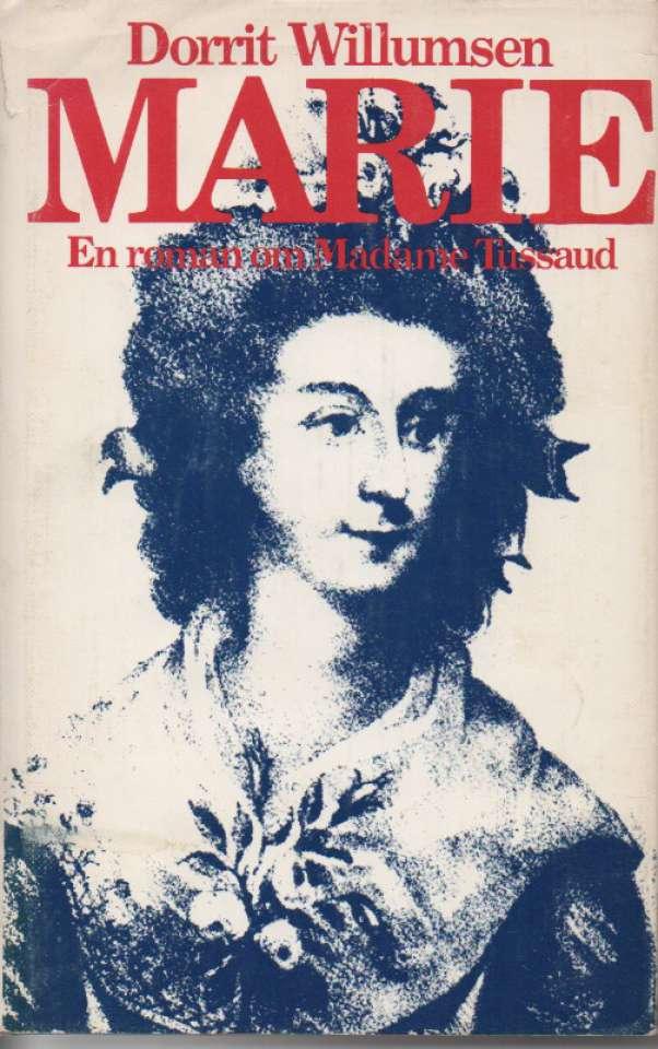 Marie – en roman om Madame Tussaud