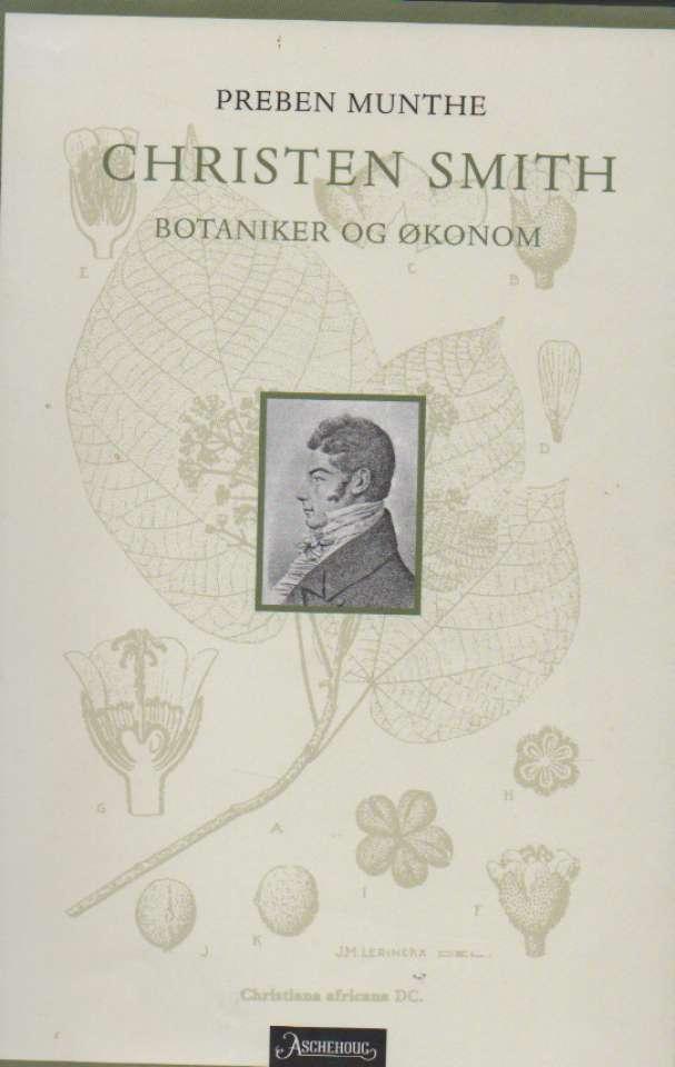 Christen Smith – botaniker og økonom