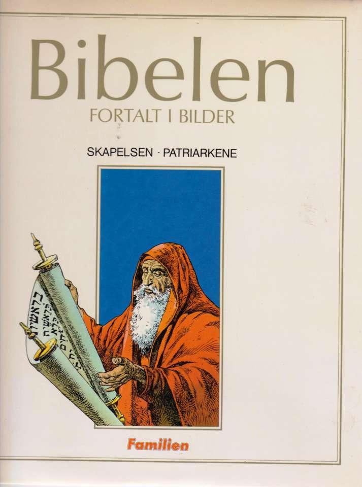 Bibelen fortalt i bilder