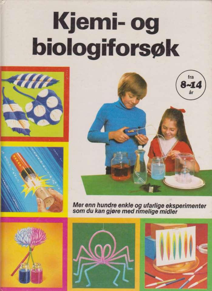 Kjemi- og biologiforsøk