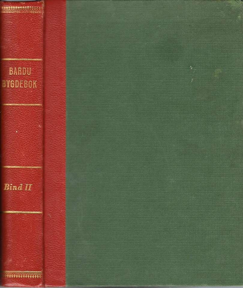 Bardu bygdebok - Bind II