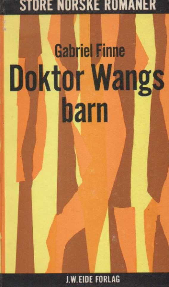 Doktor Wangs barn