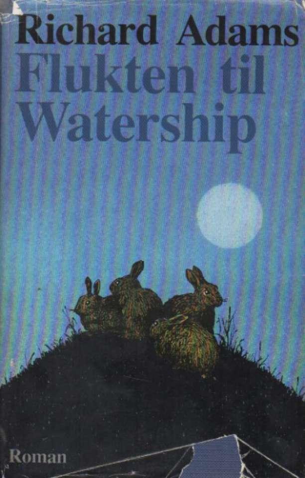 Flukten til Watership